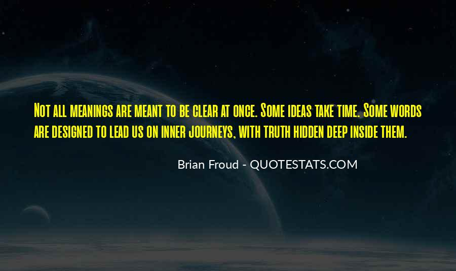 Quotes On Truth Cannot Be Hidden #352428