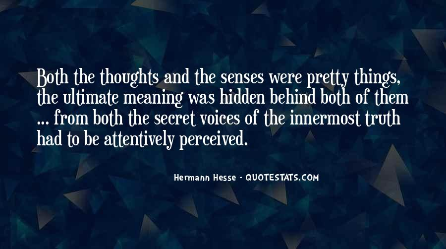 Quotes On Truth Cannot Be Hidden #89857