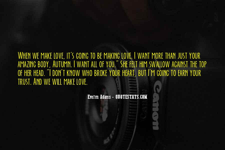 Quotes On U Broke My Trust #1878465