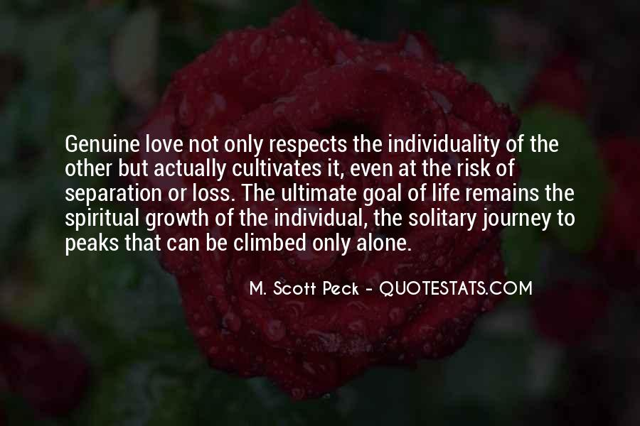 Quotes On Ultimate Goal Of Life #1181033