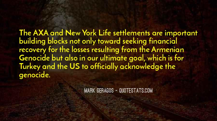 Quotes On Ultimate Goal Of Life #1200370
