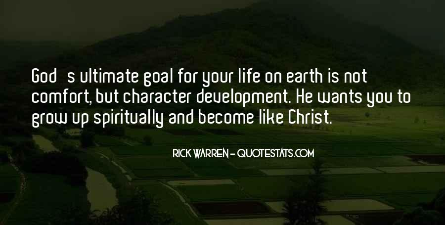 Quotes On Ultimate Goal Of Life #1647297