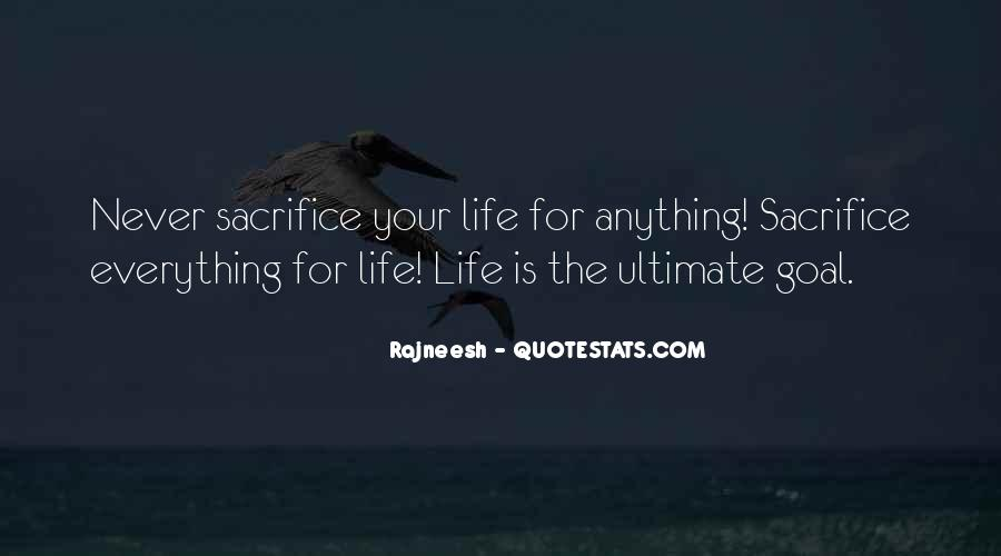 Quotes On Ultimate Goal Of Life #385957