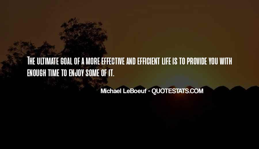 Quotes On Ultimate Goal Of Life #634471