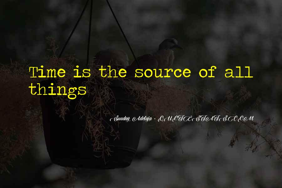 Quotes On Well Spent Time #180254