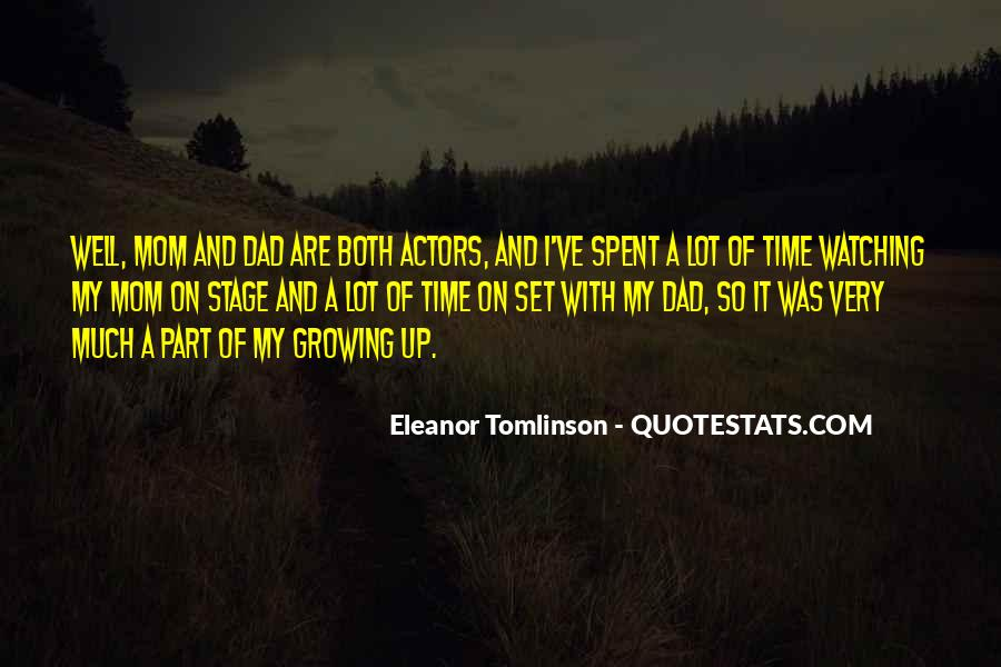 Quotes On Well Spent Time #992036