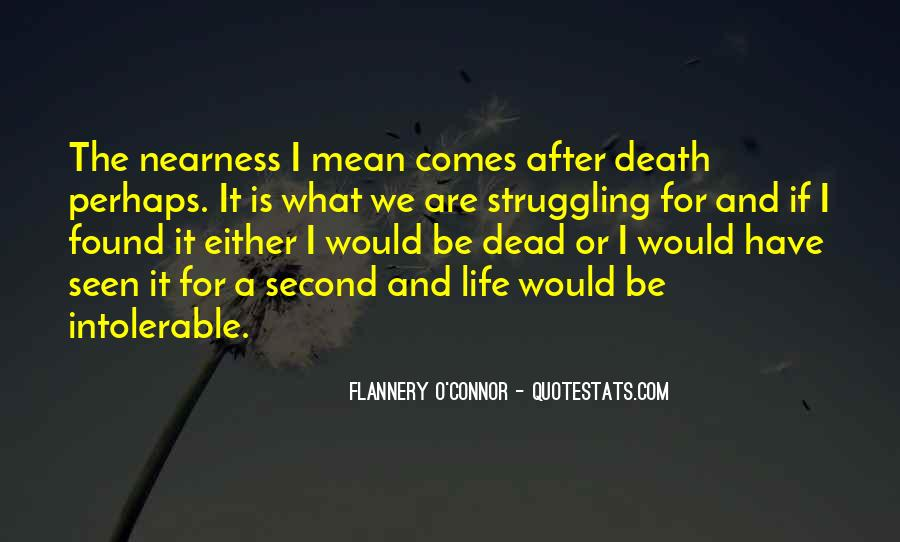 Quotes On What Comes After Death #305015