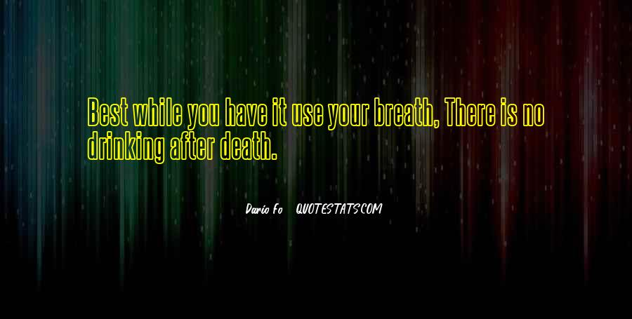 Quotes On What Comes After Death #32499