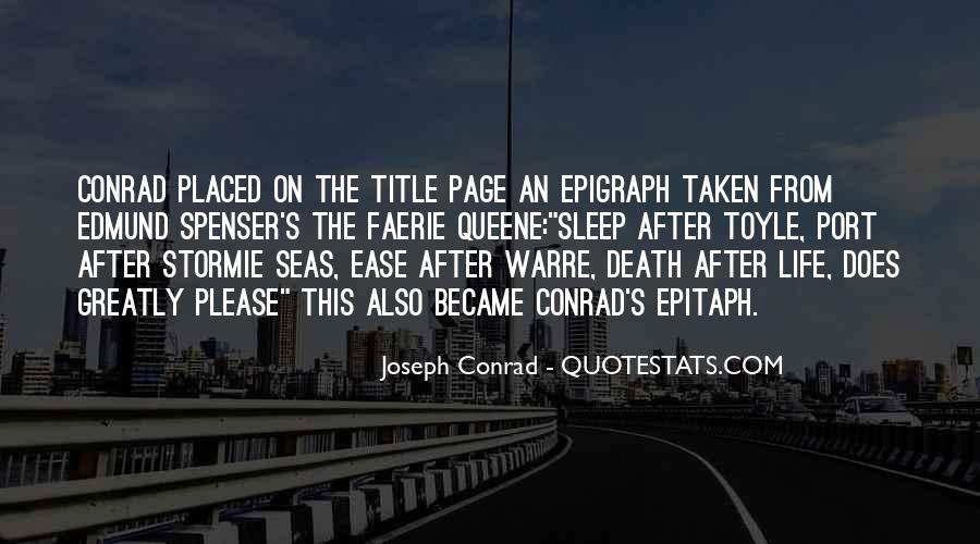 Quotes On What Comes After Death #34102