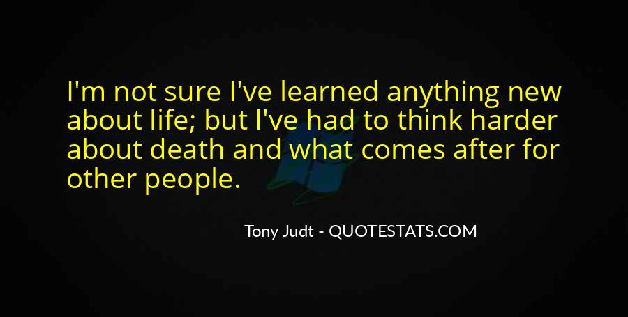 Quotes On What Comes After Death #585513