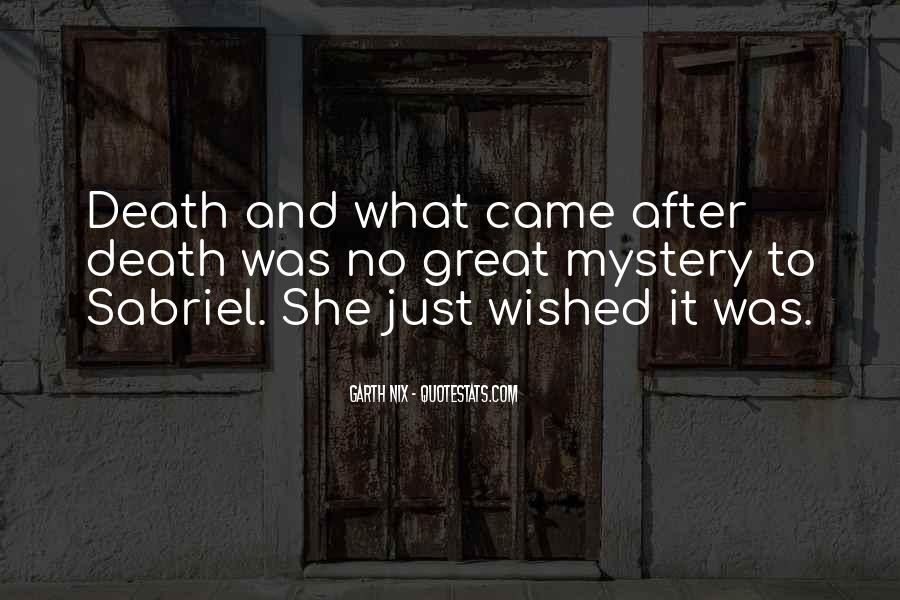 Quotes On What Comes After Death #9194