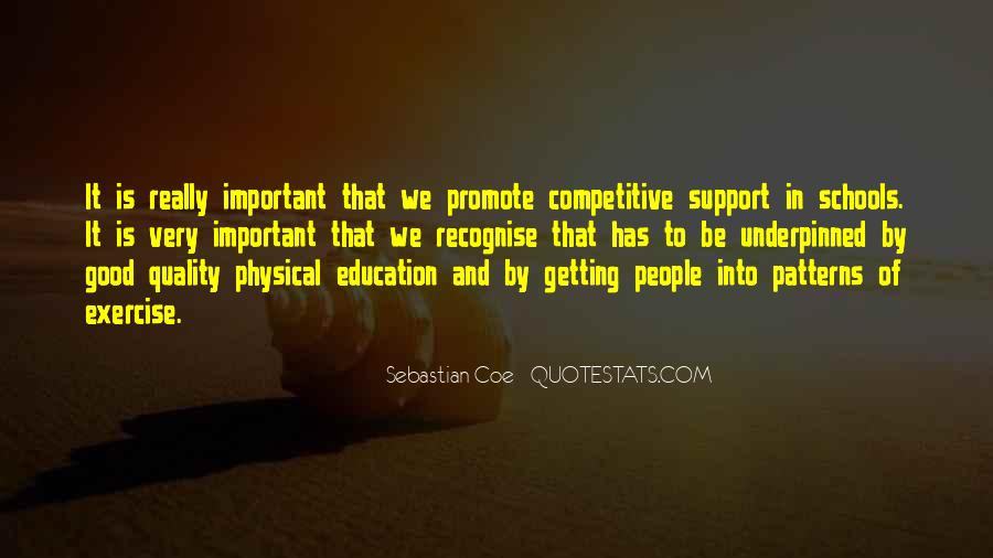 Quotes On Why Physical Education Is Important #1335361