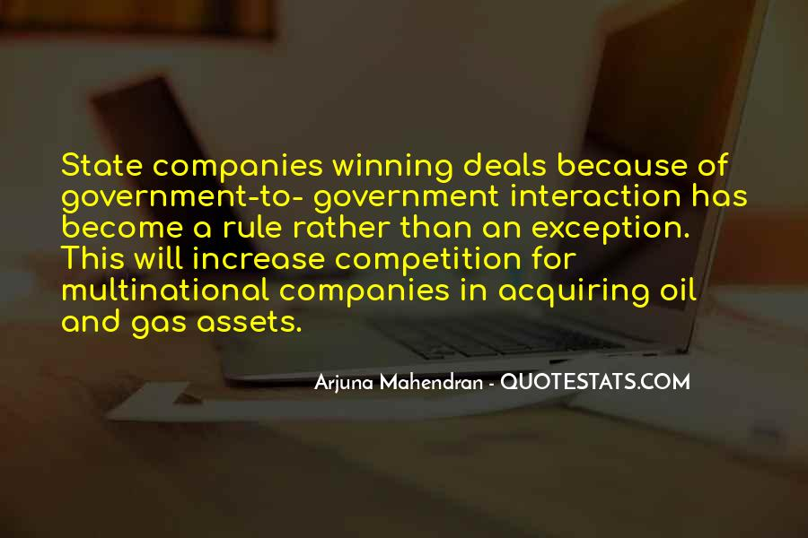 Quotes On Winning Deals #678680