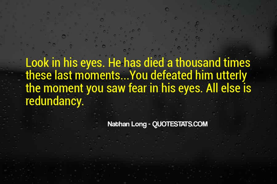 Quotes On Winning Over Fear #1327212