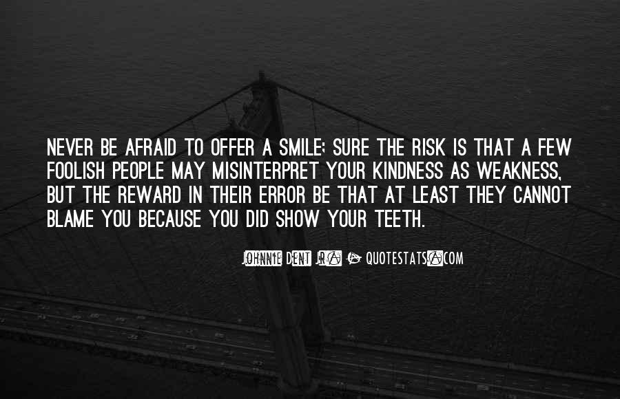 Quotes On Winning Over Fear #148043