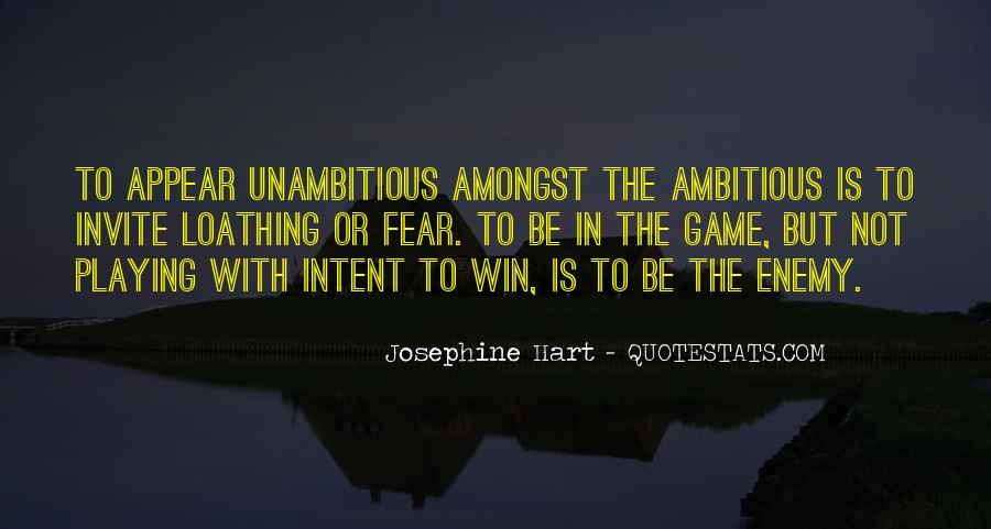 Quotes On Winning Over Fear #792280