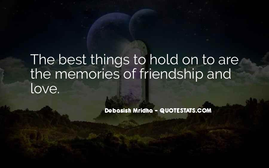 Quotes On Wisdom And Friendship #1668717