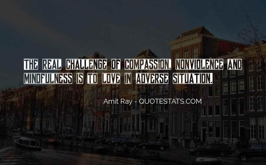 Quotes On World Peace And Nonviolence #1652184