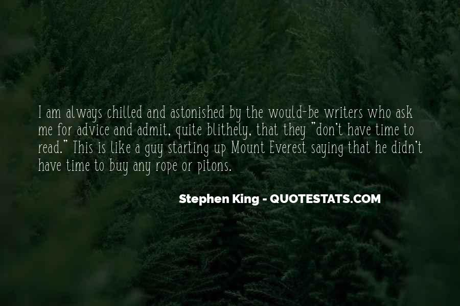 Quotes On Writing By Writers #1018368
