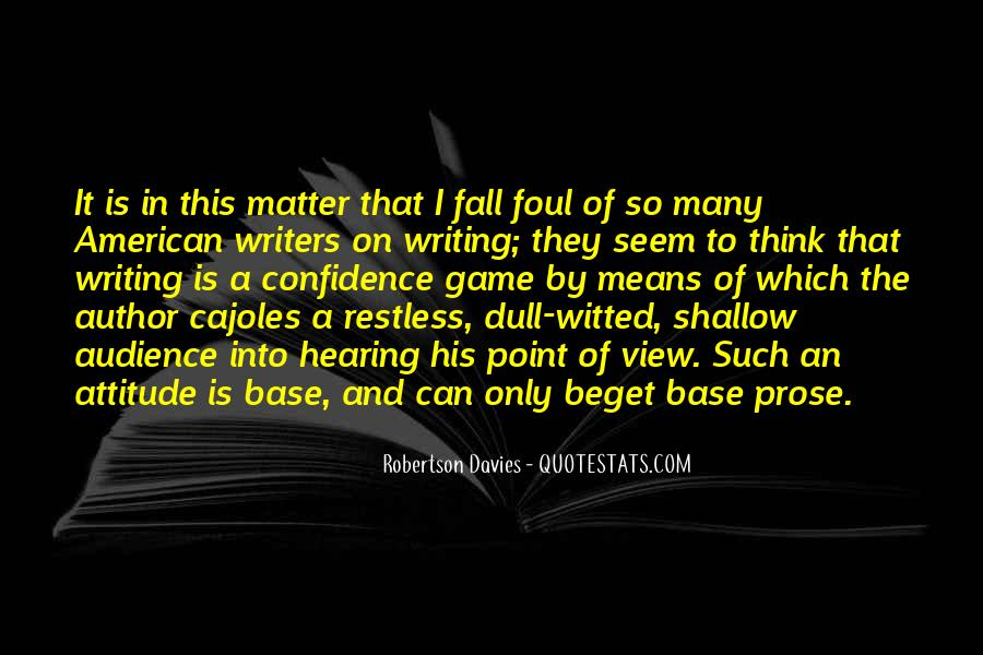Quotes On Writing By Writers #1121223