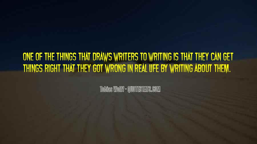 Quotes On Writing By Writers #1133079