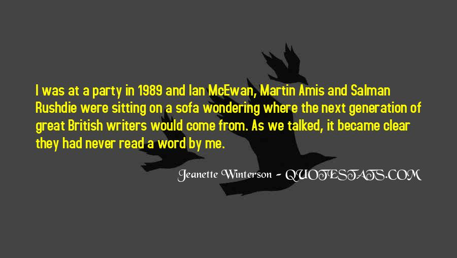 Quotes On Writing By Writers #117721