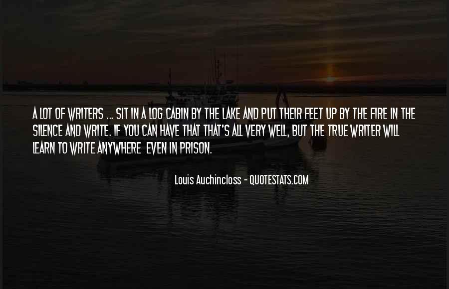 Quotes On Writing By Writers #140370