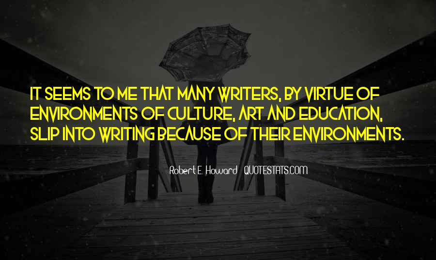 Quotes On Writing By Writers #141703