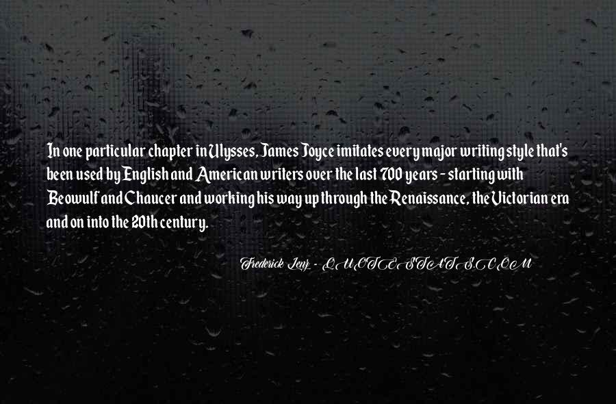 Quotes On Writing By Writers #167060