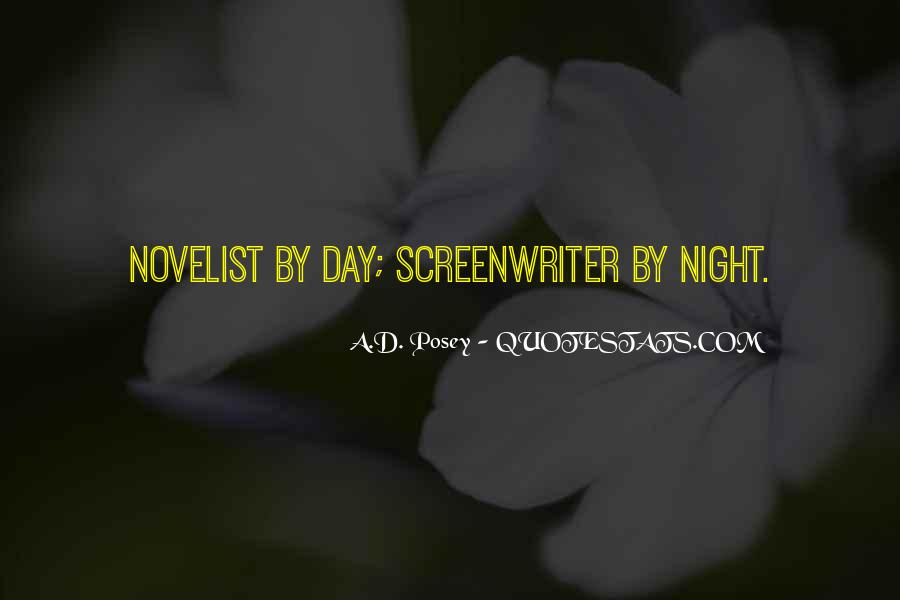 Quotes On Writing By Writers #201563