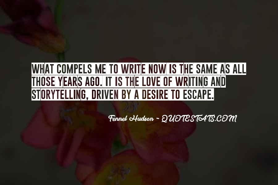 Quotes On Writing By Writers #216994