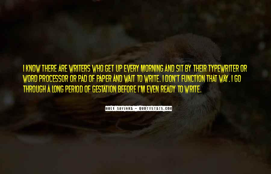 Quotes On Writing By Writers #231499