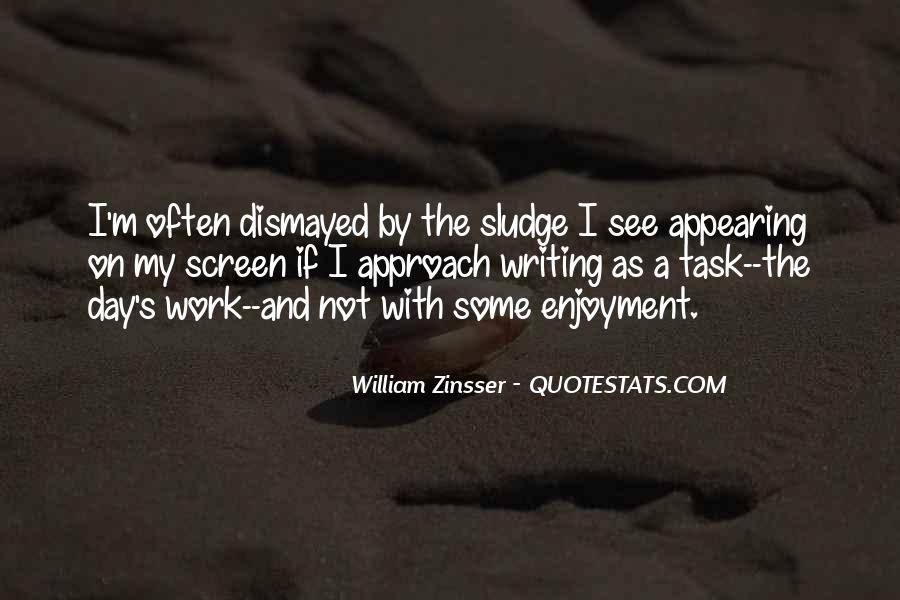 Quotes On Writing By Writers #248442