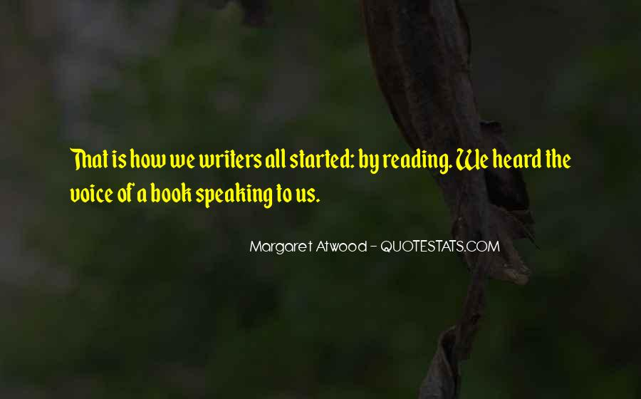 Quotes On Writing By Writers #277887