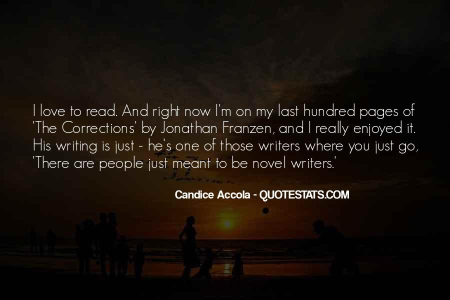 Quotes On Writing By Writers #326584
