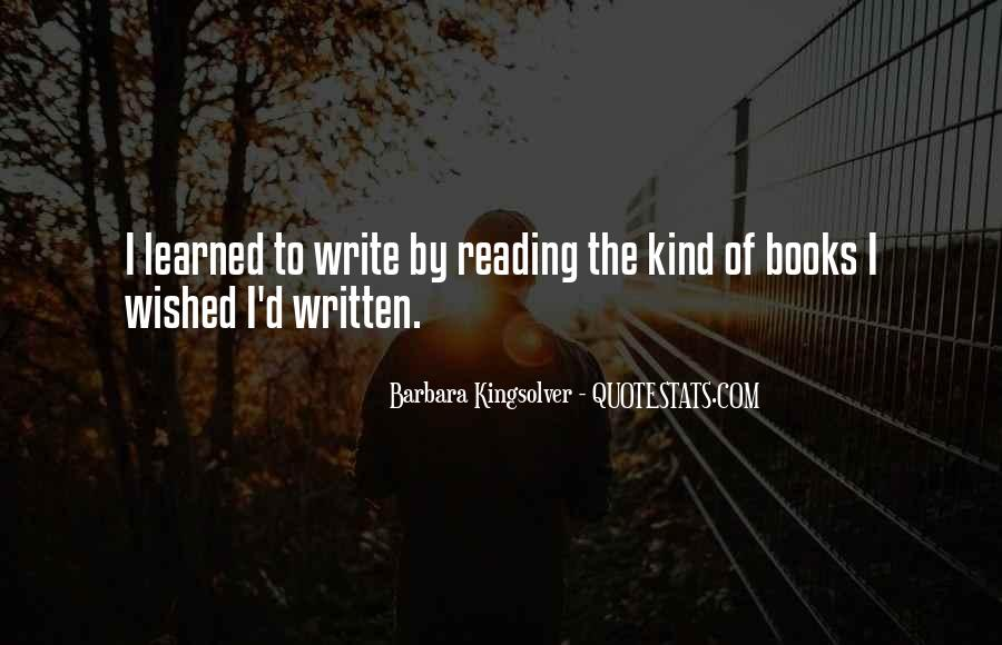 Quotes On Writing By Writers #354750