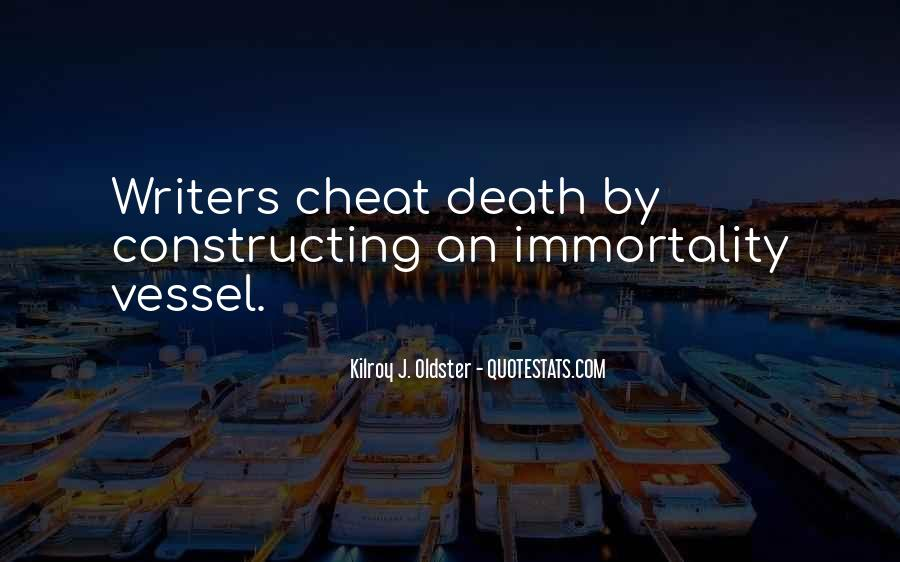 Quotes On Writing By Writers #439914