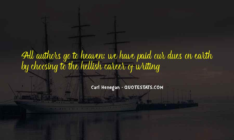 Quotes On Writing By Writers #604155