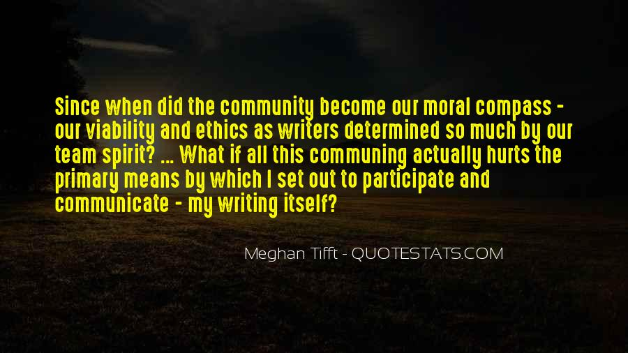 Quotes On Writing By Writers #661955