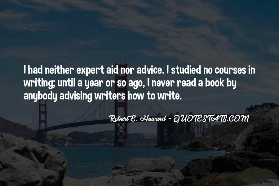 Quotes On Writing By Writers #678674