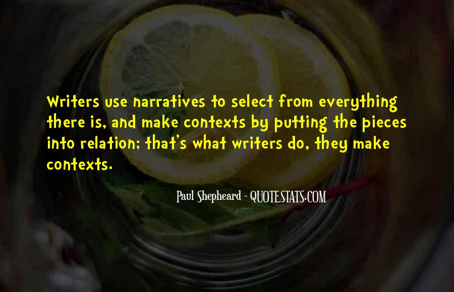 Quotes On Writing By Writers #754271