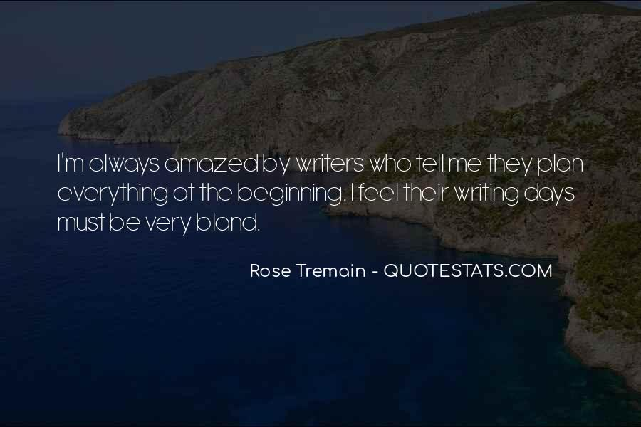 Quotes On Writing By Writers #75860