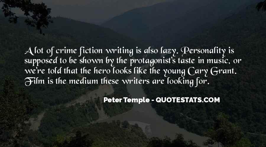 Quotes On Writing By Writers #842968