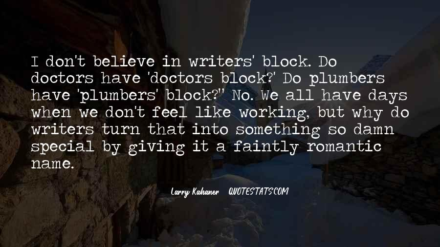 Quotes On Writing By Writers #879044