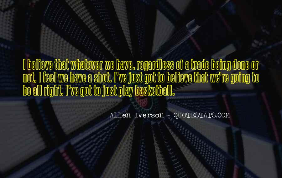 1 On 1 Basketball Quotes #1909