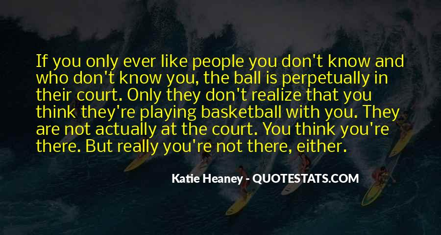 1 On 1 Basketball Quotes #24585