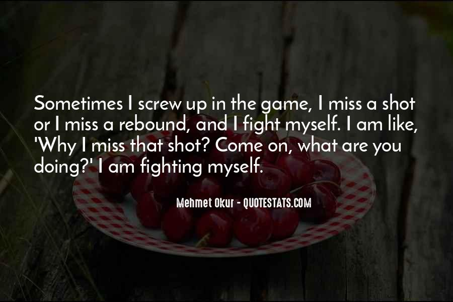 1 On 1 Basketball Quotes #25100