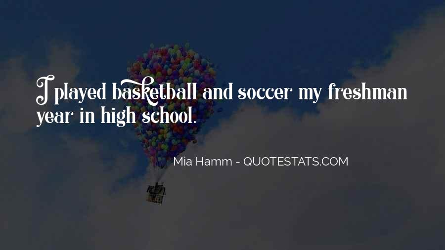 1 On 1 Basketball Quotes #59736