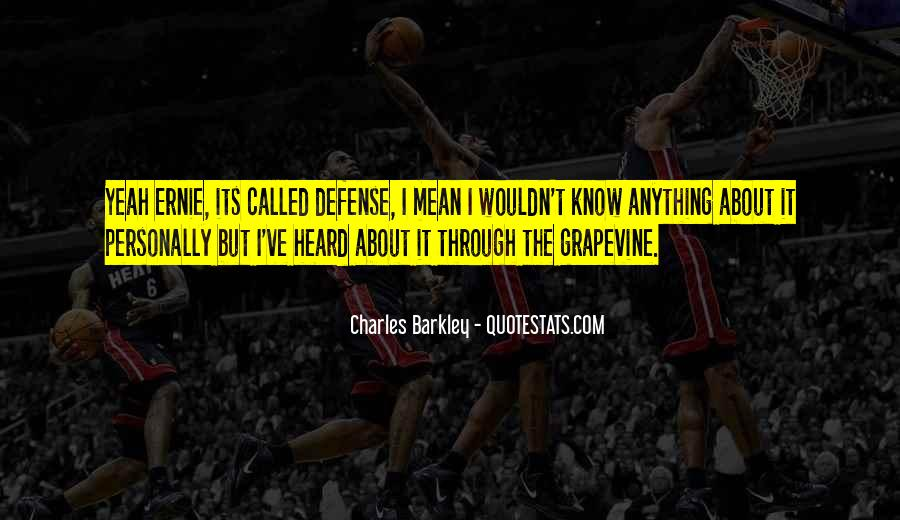1 On 1 Basketball Quotes #63239
