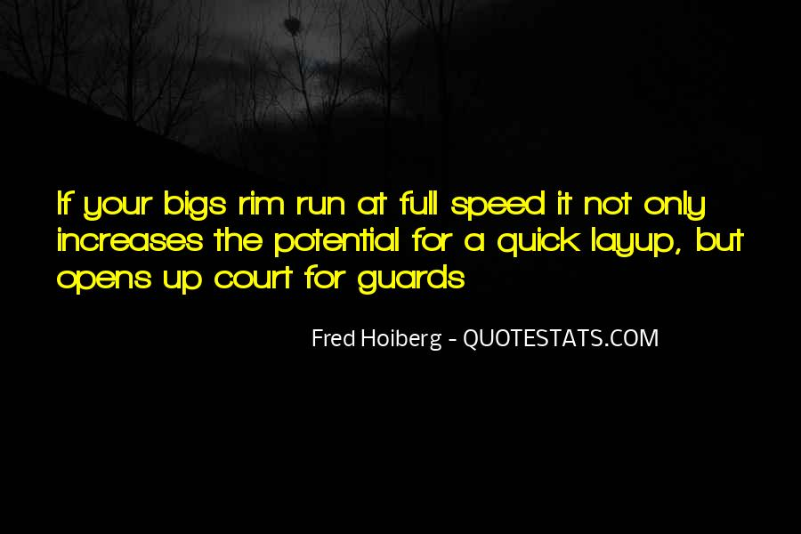 1 On 1 Basketball Quotes #84629